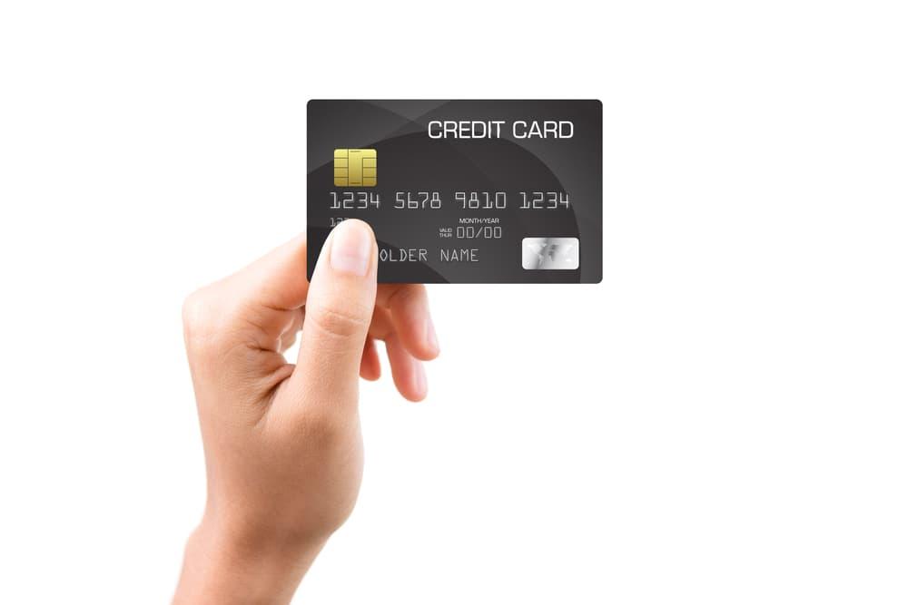 消費者金融のカード作成